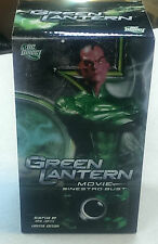 Green Lantern Movie LTD Edition SINESTRO BUST Porcelain 6.4 inches - NEW IN BOX