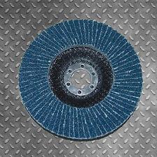 """10 X 4 1/2"""" """" FLAP DISC -ZIRCONIA - GRINDING , METAL GRINDING ,SANDING"""