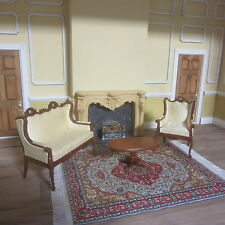 1/12 scale Dolls House Furniture   Lounge Set   DHD6518