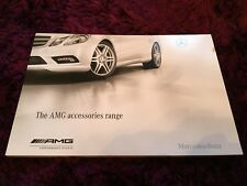 Mercedes-Benz AMG Accessories Brochure 2010 - 08/09 Issue