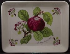 PORTMEIRION POMONA ROASTING BAKING LASAGNE DISH MORNING APPLE