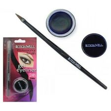 1 EYE LINER GEL BLEU PINCEAU POINTE FINE SOUPLE MAQUILLAGE YEUX