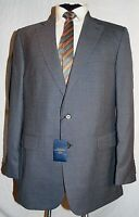 CHARLES TYRWHITT SMART ELEGANT GREY CLASSIC FIT SUIT JACKET UK 44R EU 54R