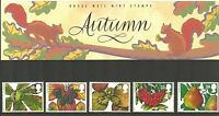 GB Presentation Pack 240 1993 Autumn Four Seasons 10% OFF 5