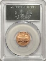 2017 S ENHANCED LINCOLN PENNY PCGS SP70 RD FIRST DAY ISSUE ANA CENT LIBERTY LABL