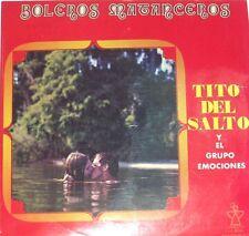 Tito Del Salto y Su Gripo Emociones Boleros Matanceros   LP