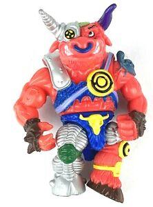 Teenage Mutant Ninja Turtles Groundchuck 1991 TMNT Collectible Vintage Figure