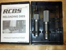 RCBS Small Base Taper Crimp 2 Die Set 30-06 AR Series NEW 14807