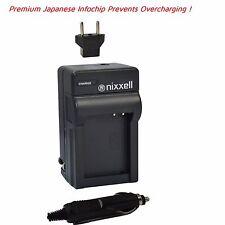 ONX-DEA45 Battery Charger for CGA-S007,DMC-TZ3,DMC-TZ5,DMC-TZ1,DMC-TZ4,DMC-TZ2