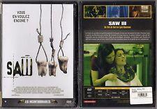 SAW III -  2006 - 104 mn - NEUF
