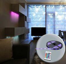 LED Stripe IP44 5 m Band farbwechsel Fernbedienung für Außenbereich RGB