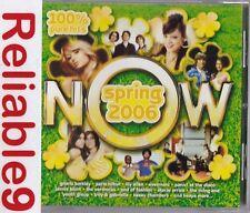 Veronicas+Paris Hilton+Lily Allen+James Blunt - Now Winter 2006 CD Warner AUS