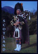 Scotland Piper Postcard (P241)