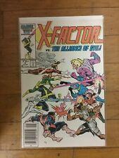 MARVEL X-Factor Vs The Alliance Of Evil #5