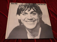Iggy Pop – Lust For Life    RCA PL 12488 UK 1977 Orig.  Vinyl/ Cover:excellent
