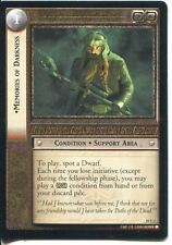 Lord Of The Rings CCG Card MD 10.U2 Memories Of Darkness