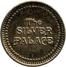 The Silver Palace Cherry Hill, New Jersey NJ Arcade Amusement Token