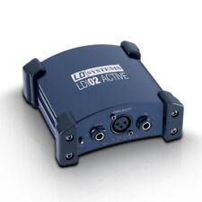 LD Systems LDI 02 - aktive DI-Box