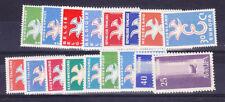 sellos Europa CEPT 1958 completo MNH**