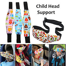 New ListingAuto Car Cute Seat Safety Sleep Aid Head Support Belt Band Holder For Kids