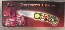 Frost Cutlery Firefighter'S Knife 15-989G
