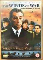 The Winds Of War DVD Box Set 1983 Herman Wouk TV Mini Series WWII 6-Disc Set