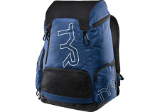 TYR Alliance Team Carbon Blue Backpack  45L