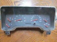 2004 Jeep Wrangler TJ Dash Speedometer Tachometer Cluster 56047016AE