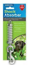 Ancol Dog walking  Shock absorbing lead spring Anti pull Strain Avoid Jarring