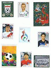 Panini coupe du monde-Russia 2018-jusqu'à 50 stickers Choisir-Avec Mc Donald Sticker 1b