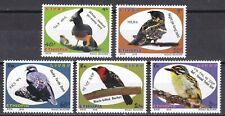 Ethiopia: 2019, Birds, MNH