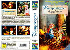"VHS "" Rumpelstilzchen ( Cannon Movie Tales: Rumpelstiltskin )"" (1987) Imy Irving"