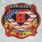 Hawarden Combat Challenge Team Patch - Iowa - Fire Dept