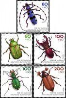 BRD (BR.Deutschland) 1666-1670 (kompl.Ausgabe) postfrisch 1993 Jugendmarken