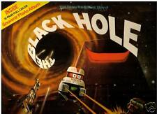 The Black Hole -1979 Disney Original Movie Soundtrack-Record  LP + Photo Album