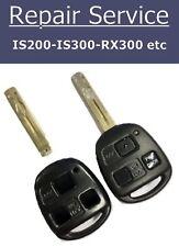 Key Fob Repair Service - Lexus IS200 IS300 RX300