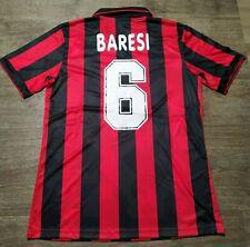 Maglia Vintage calcio MILAN anno 93-94 Franco BARESI N°6 taglia M manica corta