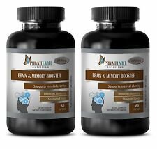 Antioxidant supplement - BRAIN & MEMORY BOOSTER FORMULA - immune support dai - 2