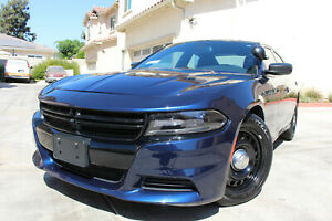 2015 Dodge Charger Police Pursuit Vehicle