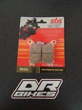 Honda CBR 600 F 11+ SBS sinterizado Pastillas de freno trasero de la calle 834LS