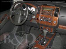 Dash Trim Kit for NISSAN XTERRA 09 10 11 12 carbon fiber wood aluminum