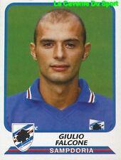 368 GIULIO FALCONE ITALIA SAMPDORIA STICKER CALCIATORI 2004 PANINI