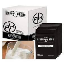 Powdered Milk Case Pack (96 servings, 6 pk.) Emergency Food Storage