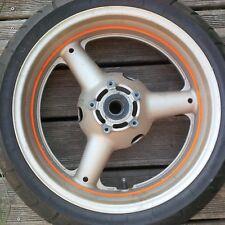 jante roue arriere SUZUKI 1000 TL S / R TLS TLR 6 pouces & 750 GSXR SRAD