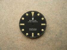 Rolex Watch Dials
