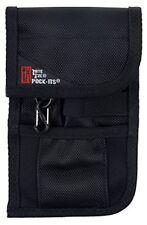 Nite Ize Clip Case Cargo Holster X-Tall Black Rugged Nylon Small Tools Belt