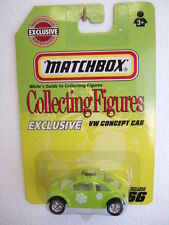 Matchbox RARE MB49 (MW-287) VOLKSWAGEN CONCEPT 1 White's Guide EXCLUSIVE