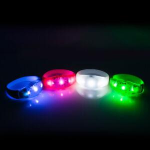 LED Glow Bracelet Sound Responsive Sensory Light Up Wristband