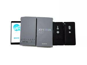 Sony Xperia XZ2 H8296 4g LTE black Android 10 6gb RAM 64gb Dual SIM unlocked