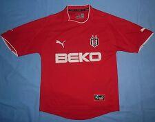 Besiktas JK / 2003-2004 Third - PUMA - RARE vintage MENS Shirt / Jersey. Size: M